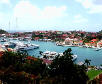 St. Barth, Port Gustavia