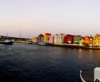 Königin Emma Pontonbrücke, Willemstad Curacao