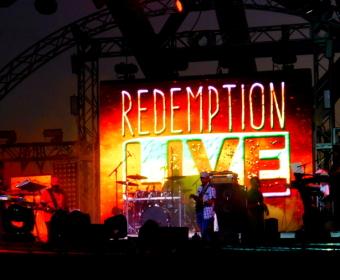 Redemption Konzert zu Ehren Bob Marley am 05.02.2017 in Kingston/Jamaika