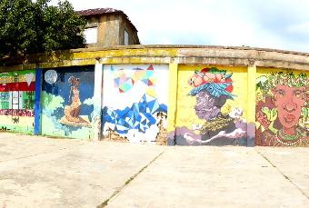 Fleetstreet Grafitti