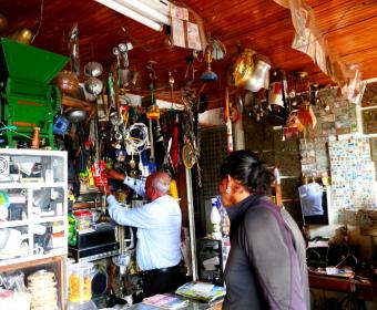 Gemischtwarenhändler in Filandia