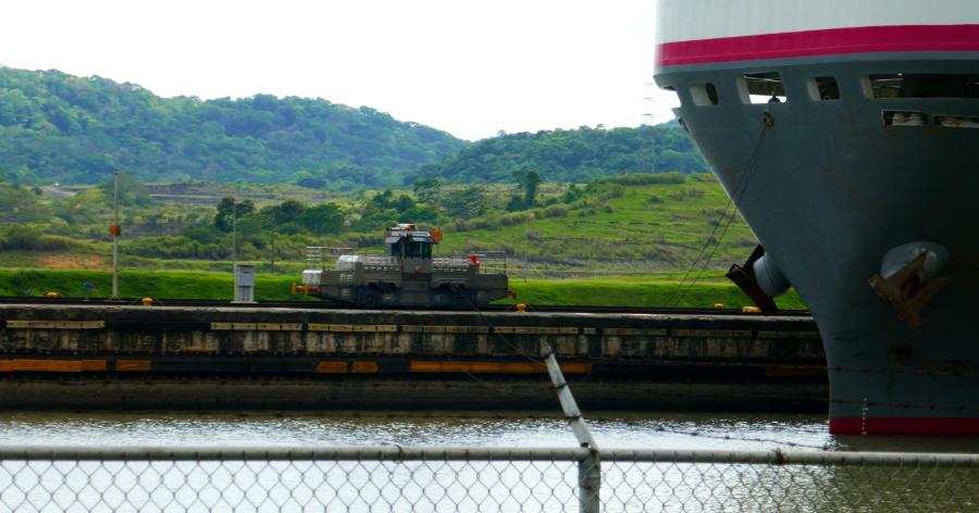 Panama-Kanal, Petro-Miguel-Schleuse