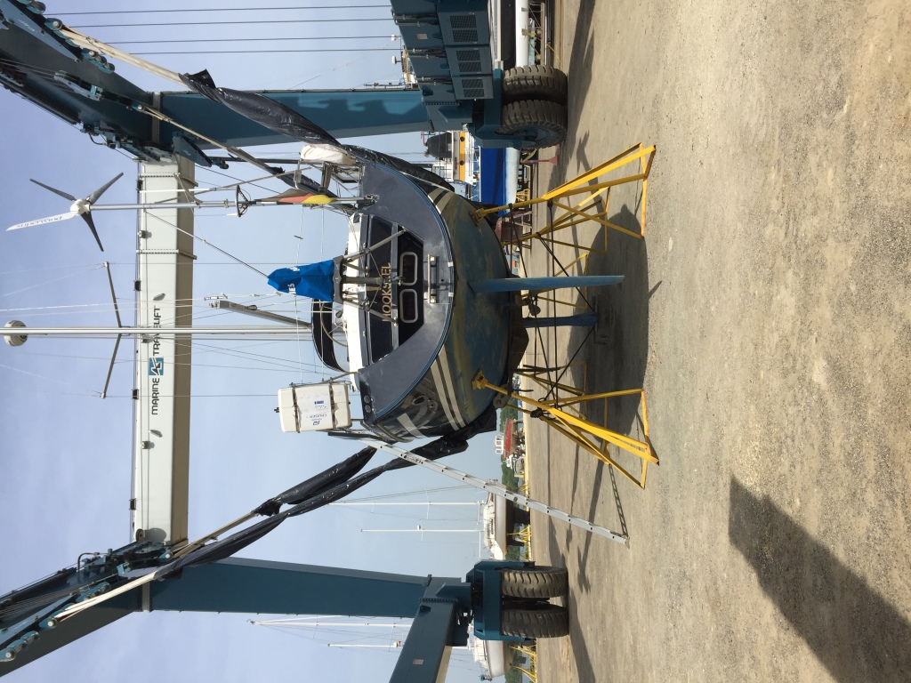 Cartagena Boatyard Ferroalquimar
