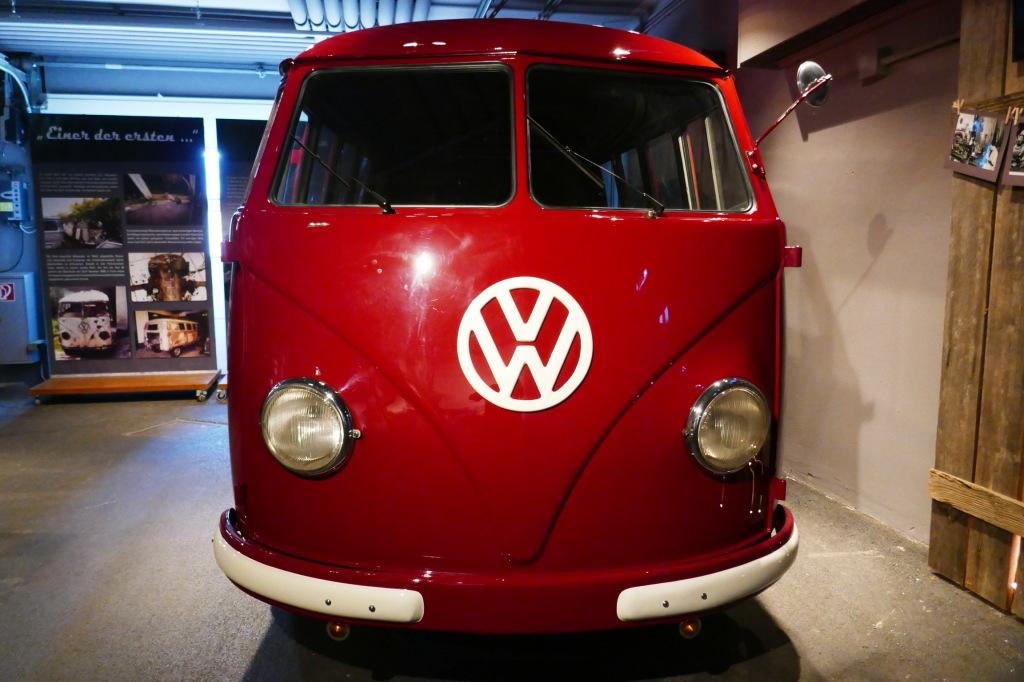 T 1 Bulli im Porsche Museum Mattsee